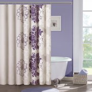 purple and grey shower curtain. Home Essence Jane Cotton Shower Curtain  Product Variants Selector Grey Yellow Purple Curtains Walmart com