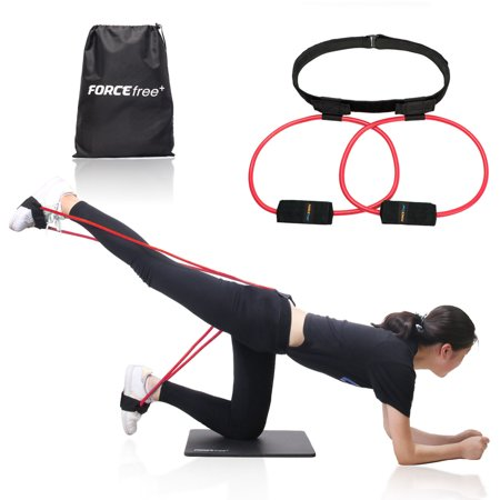 Women Booty Butt Band Workout Resistance Belt,Tone Firm Gym Fitnesss