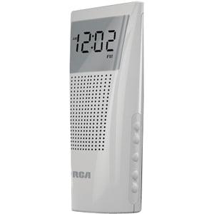 Rca Brc11 Bathroom Clock Radio