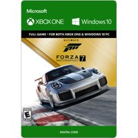 Forza 7 Ultimate Edition, Microsoft, Xbox One (Email Delivery)