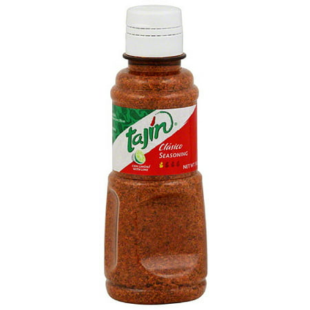 Tajin Classico Seasoning with Lime, 5 oz, (Pack of 24)