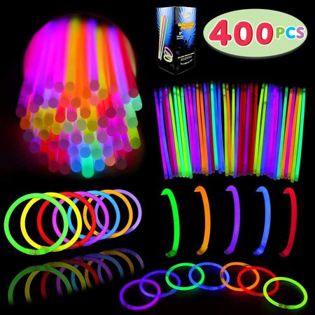 Johnny Football Halloween Party (Dia Bracelets Glow Sticks Bulk 400 8