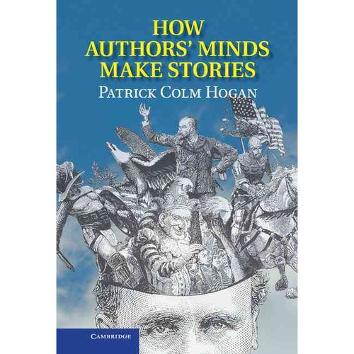 How Authors' Minds Make Stories