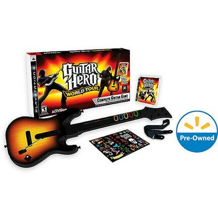 guitar hero world tour downloadable content