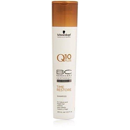 201740dc0a schwarzkopf professional bc bonacure q10 plus time restore shampoo 250ml -  Walmart.com