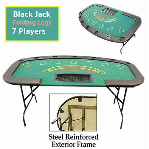 Professional blackjack vs professional poker