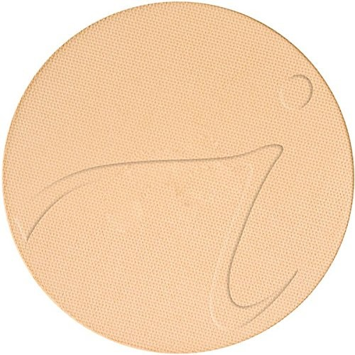 Jane Iredale PurePressed Base Mineral Foundation Refill, Golden Glow, 0.35 Oz