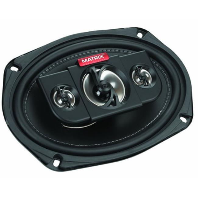 Matrix 6 x 9 inch 4-Way Speakers - Pair - GTX690