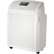 Sunpentown Heavy Duty Air Cleaner with HEPA, Carbon, VOC and TiO2 Filters, White AC-2102