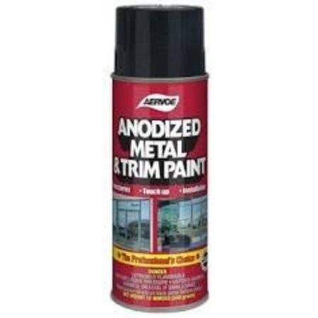 16 Oz White Anodized Metal And Trim Spray Paint Zynolyte Spray Paint 1852