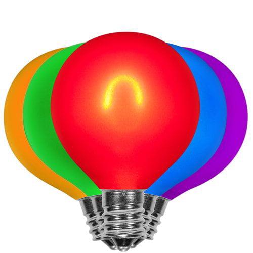 The Holiday Aisle LED Flexible Filament 5 Light Bulb