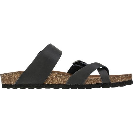 Women's White Mountain Gracie Toe Loop Sandal
