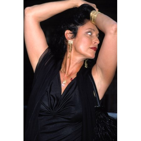 Sonia Braga At The Human Rights Watch Kiss Of The Spider Woman 20Th Anniversary Nyc 6132001 By Cj Contino