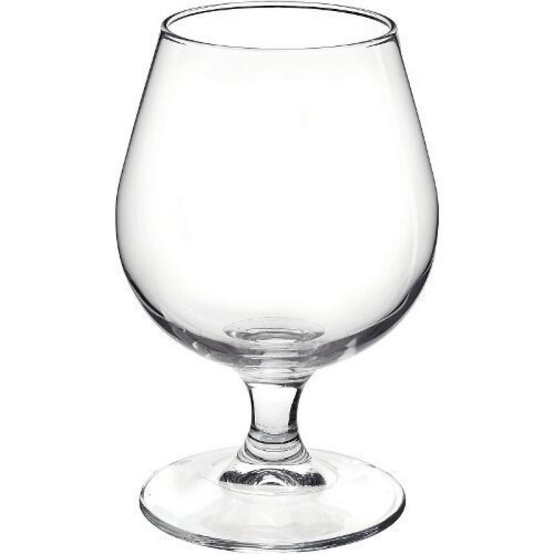 Riserva Cognac Glasses, Set of 6 by Bormioli Rocco