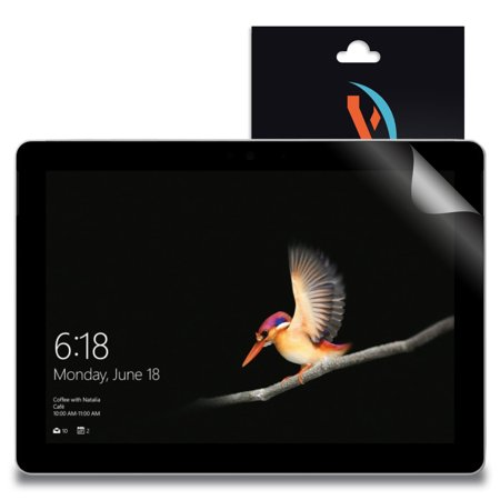 - XShields© High Definition (HD+) Screen Protectors for Microsoft Surface Go Tablet 2018 (Maximum Clarity) Super Easy Installation [2-Pack] Lifetime Warranty, Advanced Touchscreen Accuracy