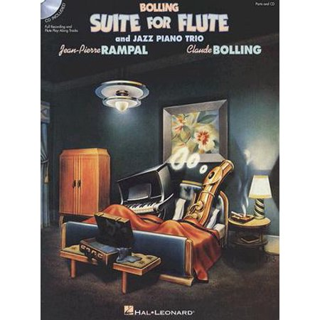 Bolling Suite for Flute and Jazz Piano Trio