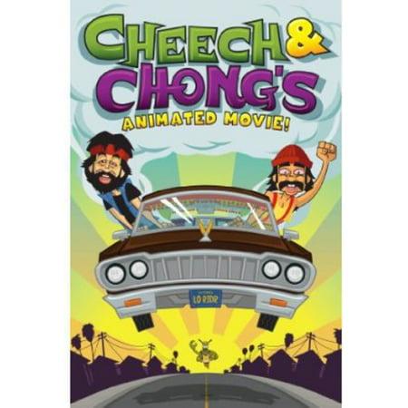 Cheech   Chong S Animated Movie