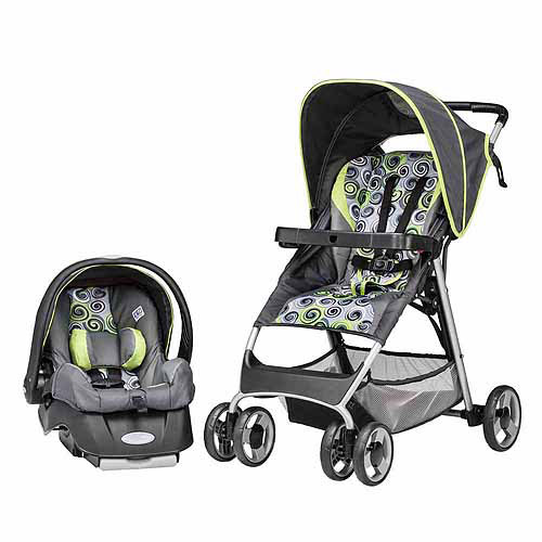 Evenflo SmartFold Travel System, Starry Night