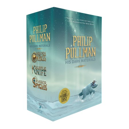 Material Box - His Dark Materials Yearling 3-book Boxed Set