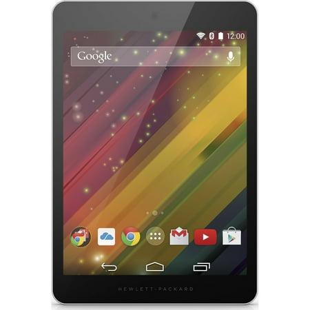 Hewlett Packard 8 G2-1411 8-Inch 16 GB Tablet ()