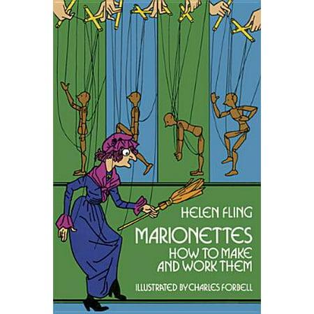 Marionettes - Wood Marionette