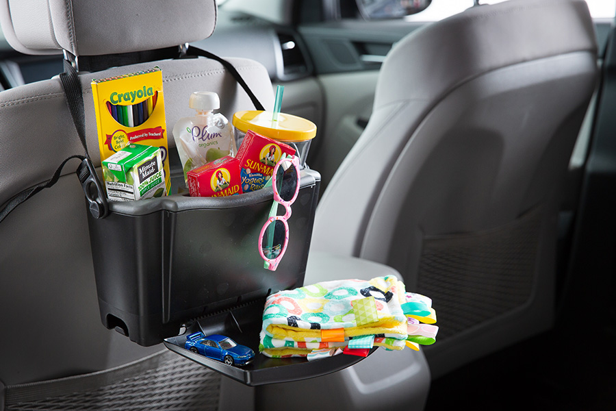 Multi-color Waterproof Table Car Seat Tray Storage Kids Toys For Children BC