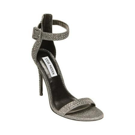 0aa16d5d42b steve-madden - women s steve madden mischa ankle strap sandal - Walmart.com