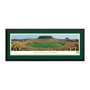 "Oregon Ducks 18"" x 44"" Team Deluxe Frame Panorama Wall Art"