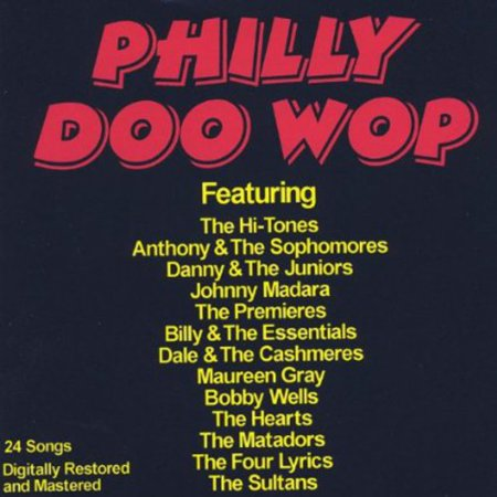 Philly Doo Wop   Various