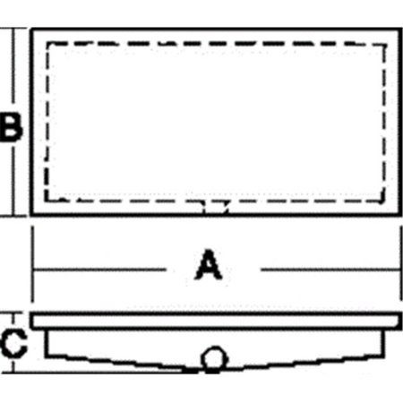 C.Roto Moldg H5 Holding Tank, 40 Gal - image 1 de 1