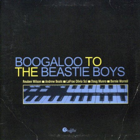 Boogaloo To The Beastie Boys (CD)