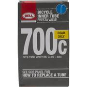Bell Standard Presta Bicycle Inner Tube, 700c x 25-32c