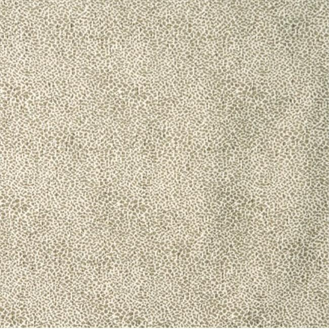 Designer Fabrics E191 54 in. Wide Beige Leopard Pattern Textured Woven Chenille Upholstery Fabric