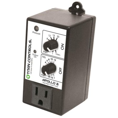 Cycle Timer (Titan Controls Apollo 2 - Cycle Timer w/ Photocell)