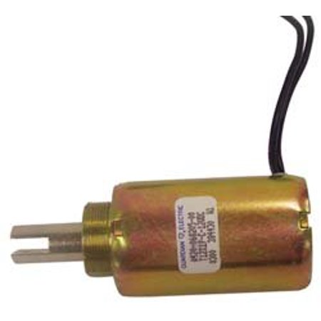 Guardian Electric - T8X16-C-12D - Solenoid, 12VDC Coil Volts, Stroke Range: 1/8 to 3/4, Duty Cycle: Continuous