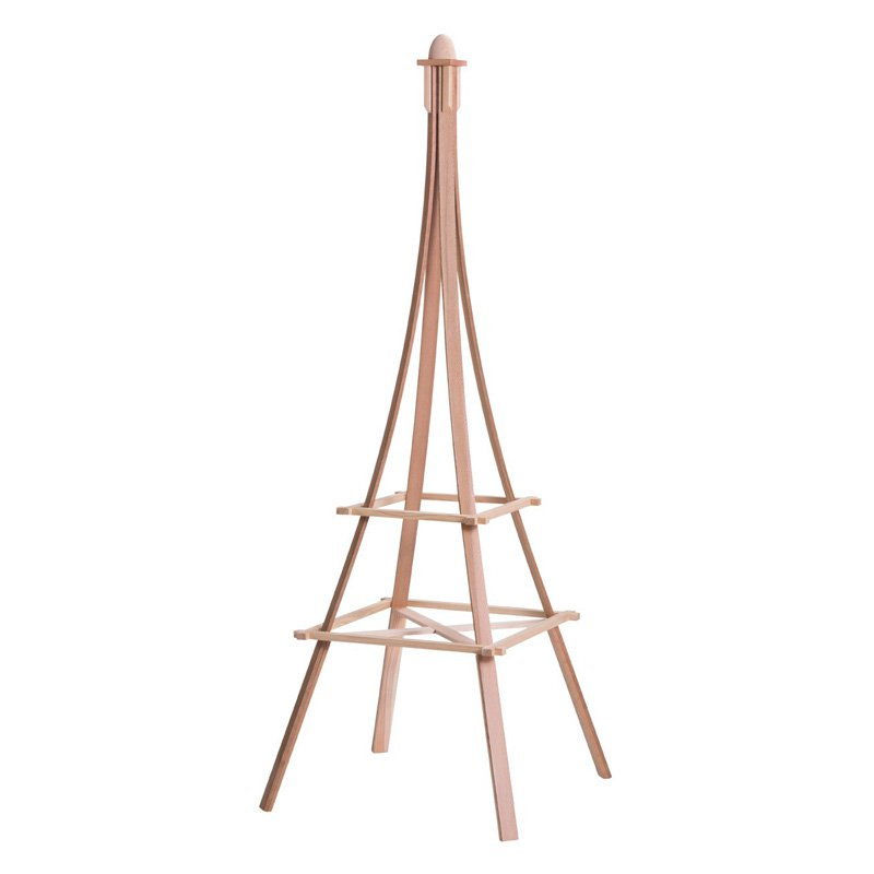 Arboria Eiffel Cedar Obelisk by LWO Corporation