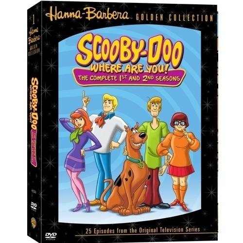 Scooby-Doo, Where Are You!: Seasons One And Two