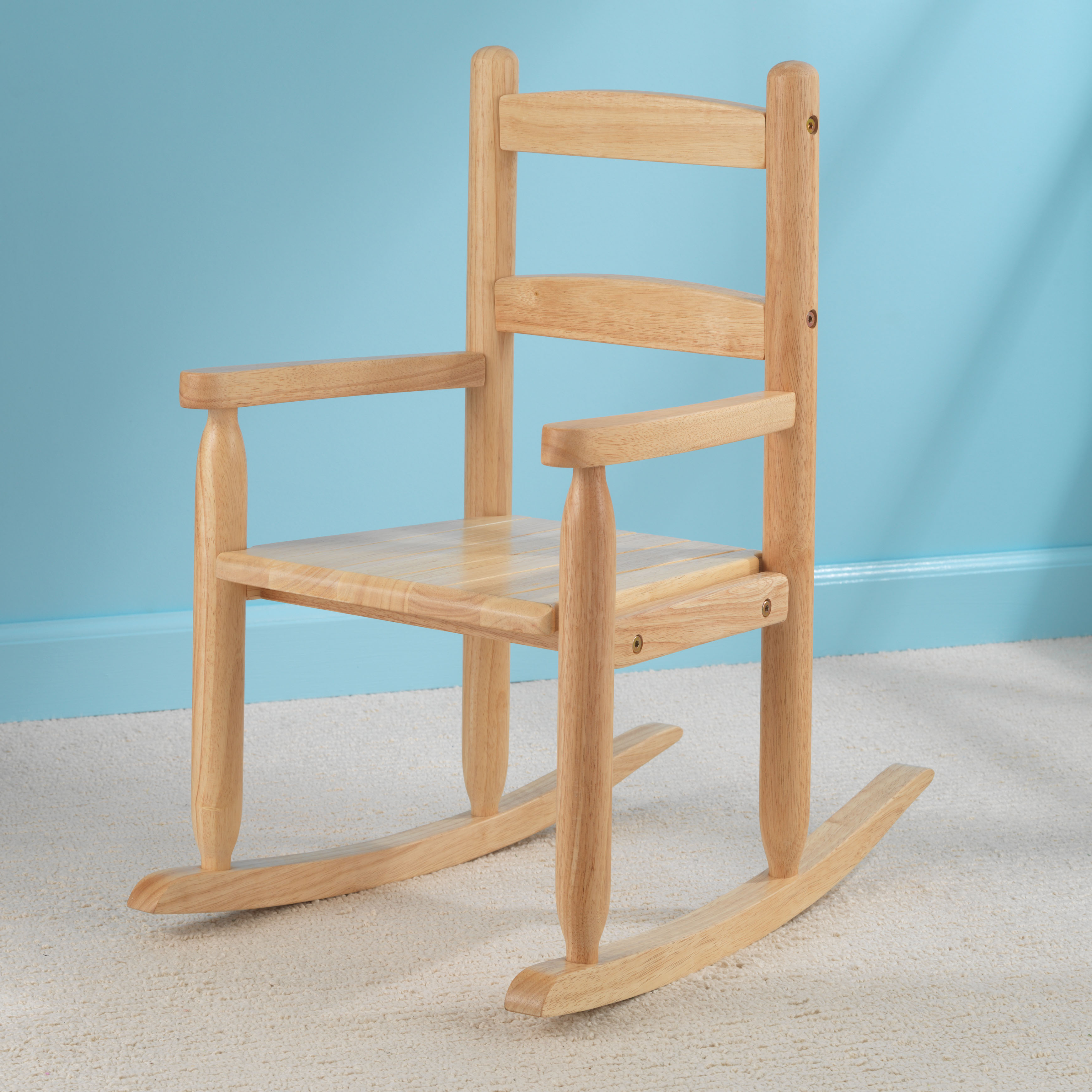 KidKraft   2 Slat Rocking Chair   Walmart com. Kidkraft Rocking Chair Cherry. Home Design Ideas