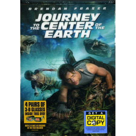 Journey to the Center of Earth (DVD)