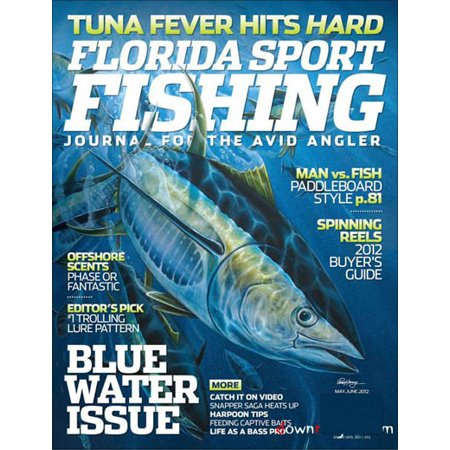 Florida Sport Fishing Magazine   Magazine Subscription  Save 33