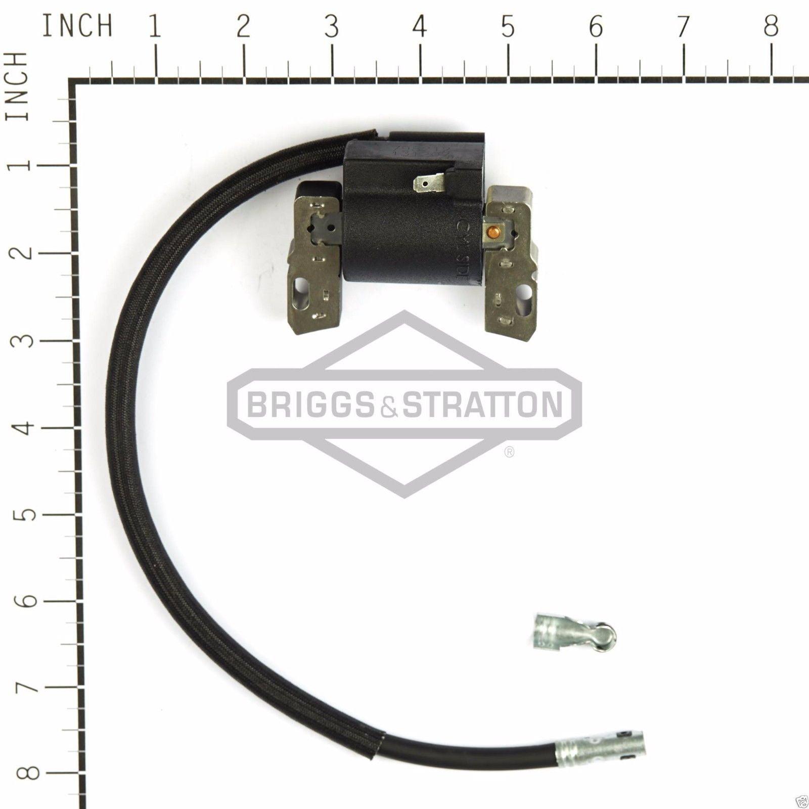 Genuine Briggs & Stratton 591459 Ignition Coil Armature Magneto OEM