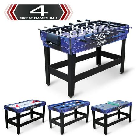 Majik 54-Inch 4-in-1 Multi-Game, Accessories Included