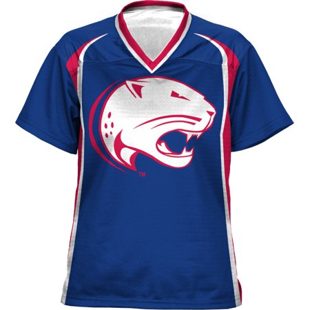 ProSphere Women's University of South Alabama Wild Horse Football Fan Jersey - Halloween Bar Events South Jersey