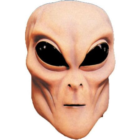Alien Mask Adult Halloween Accessory