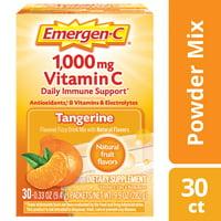 Emergen-C Original Formula (30 Ct, Tangerine) Vitamin C Powder