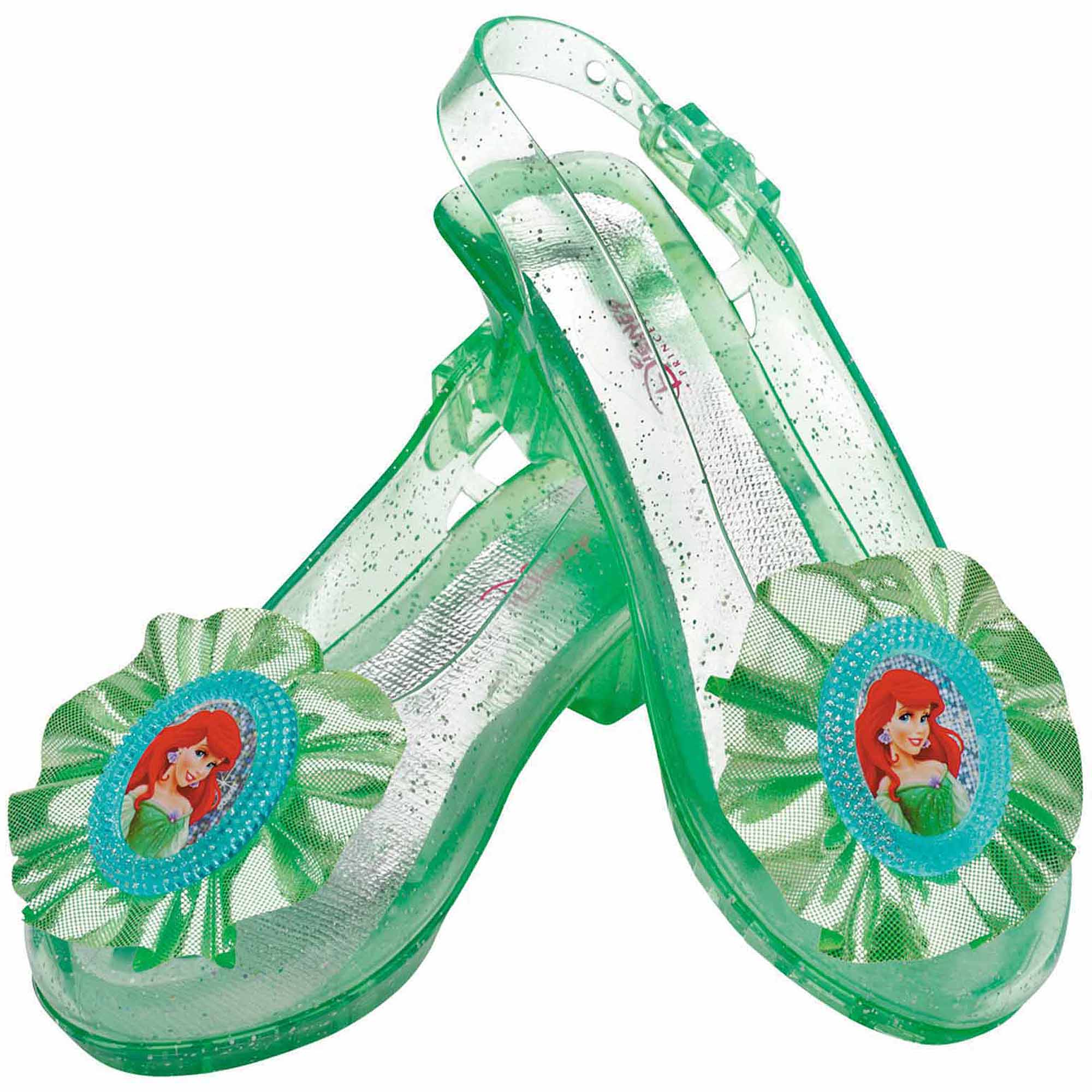 Disney Ariel Costume Shoes for Kids Multi