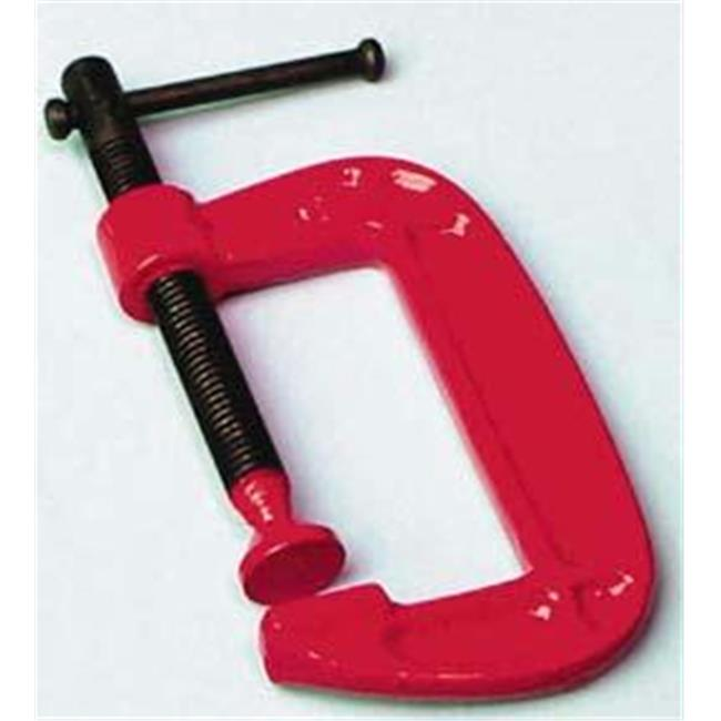 Olympia Sports 16177 C-Clamp - 4 in. Jaw Opening