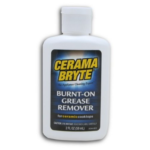 cerama bryte burnt on grease remover 2 ounce bottle
