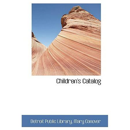 Children's Toy Catalogs (Children's Catalog)