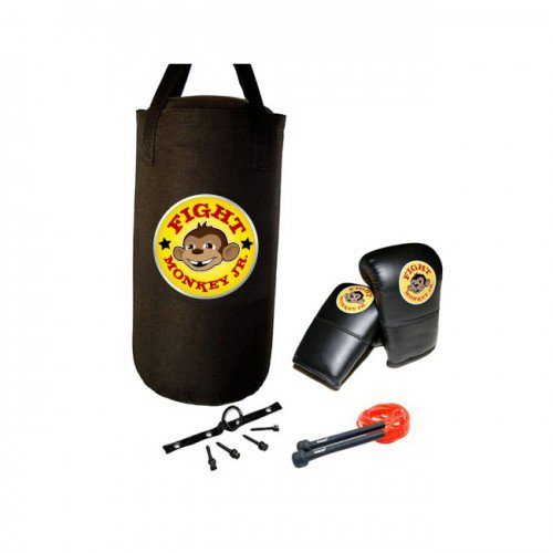 Fight Monkey Jr. Youth Boxing Starter Kit by Unified Fitness Group